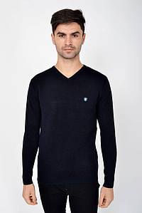 Свитер мужской 117R007(7206) цвет Темно-синий
