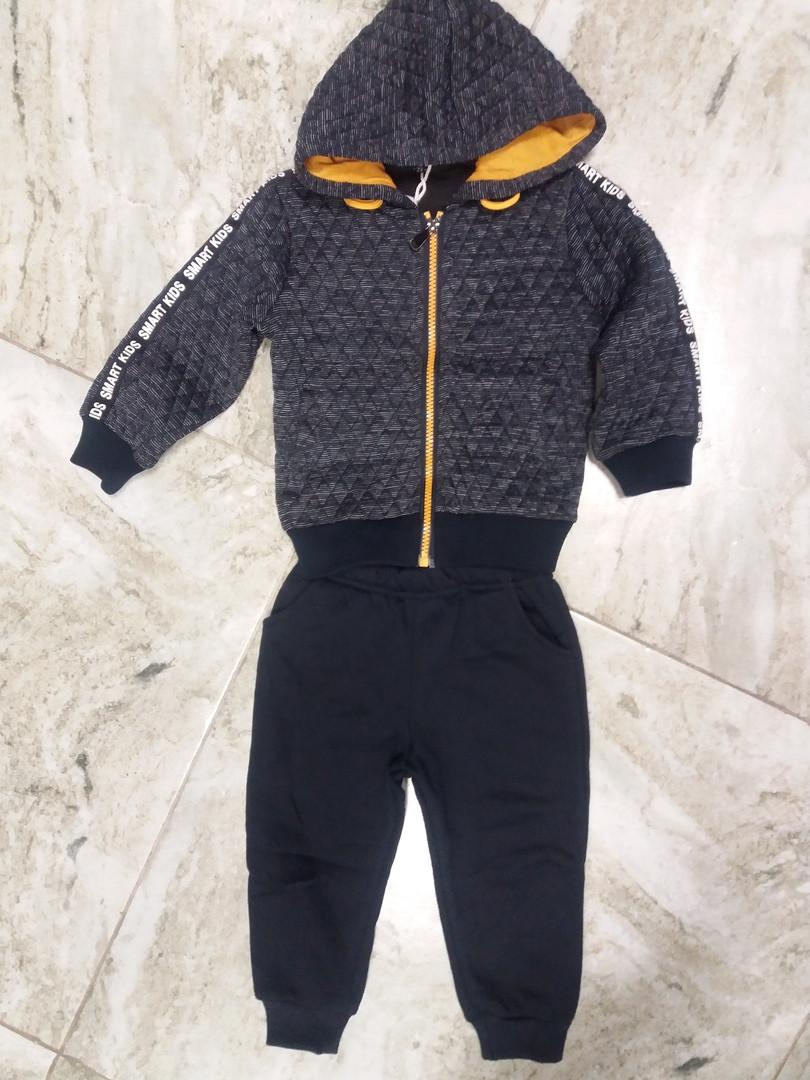 Спортивный  теплый костюм  на мальчика  74-80 см