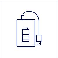 Power Bank Baseus PPMY PD 3.0 + QC 3.0 30000mAh Цвет Белый, 02
