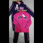 Подростковые трикотажные спортивные костюмы для девочек оптом GRACE