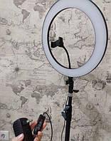 Профессиональная кольцевая лампа