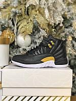 Баскетбольні кросівки Nike Air Jordan Melo M13 Black у стилі найк аїр джордани