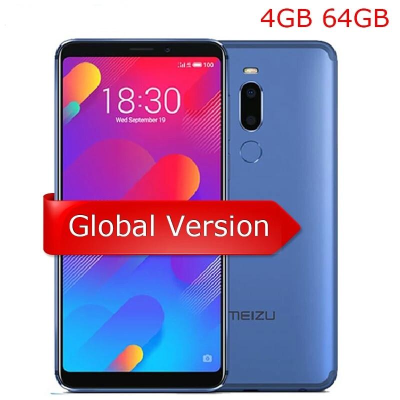 "Смартфон Meizu M8 Blue 4/64GB 5.7"" 12+5Мп Global Version НОВИНКА!!! ОРИГИНАЛ"