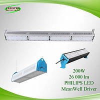 Светодиодный промышленный светильник VS-LHB-P-200W Philips LED
