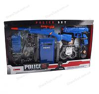 Игровой набор полицейского с винтовкой