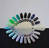Гель лак основная палитра для ногтей TK VIP, фото 4