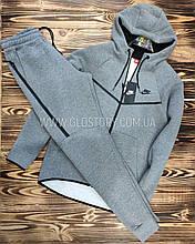 Спортивный костюм Nike, трехнитка на флисе Бесплатная доставка