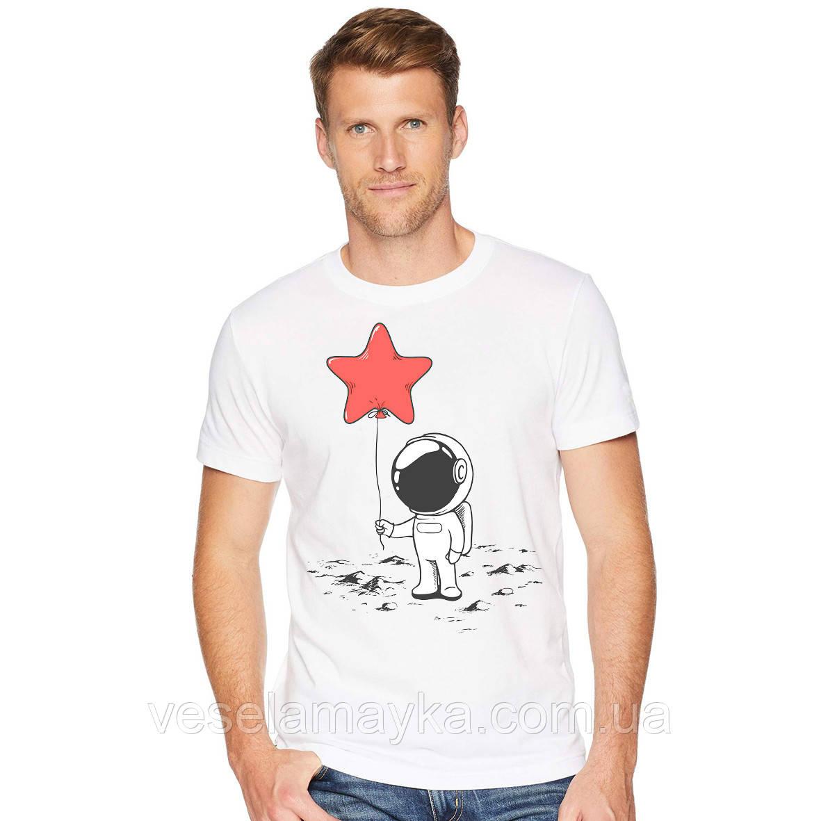 Футболка Space 4 (Космос)