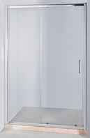 Двері в душову нішу розсувні скло 6 мм 120*185 см