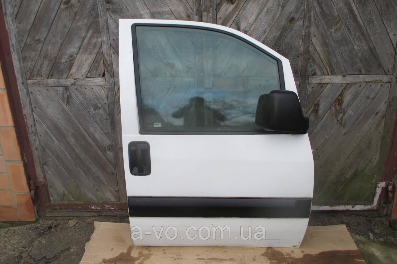 Дверь передняя правая для Fiat Scudo Peugeot Expert 1995-2007
