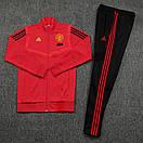 Спортивный тренировочный костюм Манчестер юнайтед 2019-20, фото 3