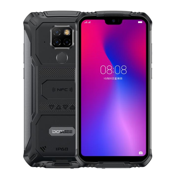 """Защищенный противоударный неубиваемый смартфон Doogee S68 Pro  - IP68, 5.9"""" IPS, Helio P70, 6/128 GB, 6300 mAh"""