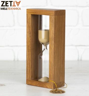 Пісочний годинник дерев'яні подарункові сувенірні 4-27 10 хв