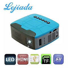 LEJIADA U20 микро портативный проектор