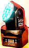 Заливочная световая прибор голова Moving head Wash 9x8w RGBW 4in1 DMX, фото 4