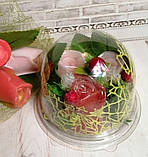 Набор мыла розы, фото 3