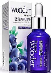 Сыворотка Wonder Essence с гиалуроновой кислотой и экстрактом черники, сыворотка Вондер Есенс 96%