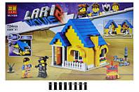 Конструктор LARI Movie 2 Дом мечты «Спасательная ракета Эммета» 724 детали., фото 1