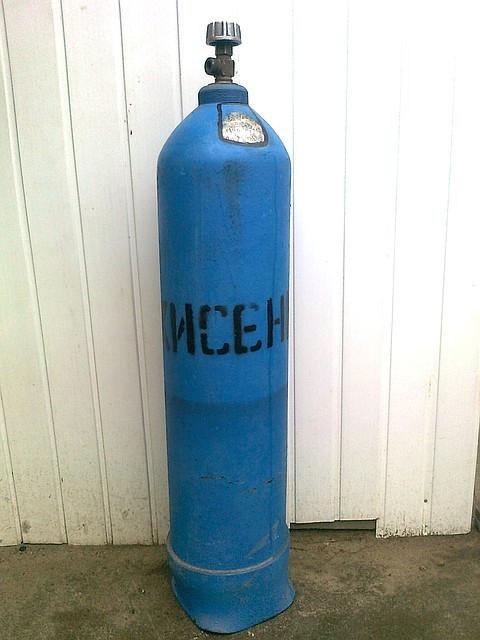 Баллон кислородный 28, 30, 32, 35 литров