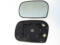 Комплект зеркальных элементов с подогревом ВАЗ 2123 Нива Шевроле квадратное крепление ПнО нейтрал тона Ergon