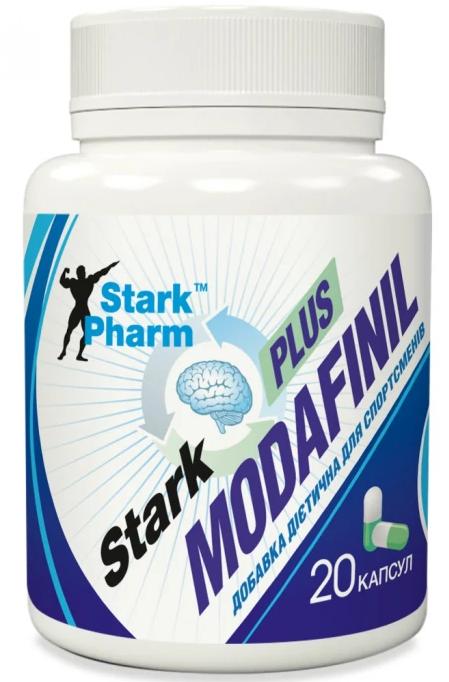 Stark Pharm ModaFinilPlus 20 капc