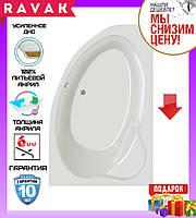 Акриловая ванна 160x105 см Ravak Asymmetric II CB61000000 правосторонняя, фото 1