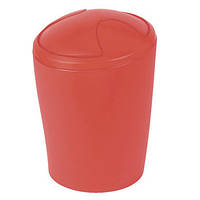 Ведро для мусора Spirella MOVE (красный) 10.09598, фото 1