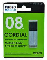 USB-флеш накопитель Verico Cordial Skyblue 8GB