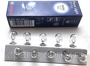 Лампа бокового указателя поворота Dacia Super Nova (Bosch 1987302206)(высокое качество)