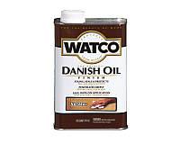 Масло для дерева WATCO DANISH OIL (Натурал) 0,472 л