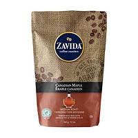 Кофе в зернах Zavida Canadian Maple - Кленовый сироп