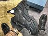 Женские кроссовки Prada Pegasus Sneakers Black, фото 6