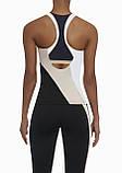 Спортивный женский топ BasBlack Flow-top 50 (original), майка для бега, фитнеса, спортзала, фото 4