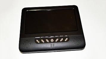 Портативний телевізор Noisy TV 701G USB SD Чорний (3sm_611971085)