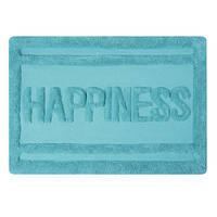 Коврик для ванной Spirella HAPPINESS 60х90см голубой 10.17825