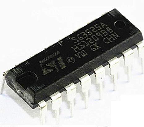 Мікросхема sg3525a ШІМ контролер DIP16