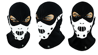 Балаклава с черепом Rough Radical Scull S8 (original), маска, подшлемник