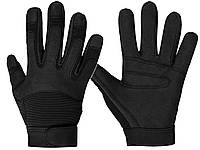 Тактические защитные перчатки  Mil-tec Army Gloves черные