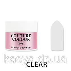 Крем-гель Couture Colour Builder Cream Gel Clear, 15 мл