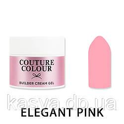 Крем-гель Couture Colour Builder Cream Gel Elegant Pink, 15 мл