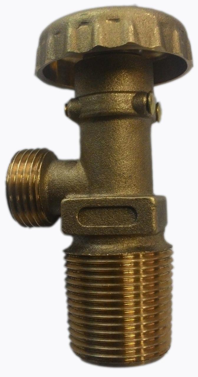 Вентиль газовый баллонный YSQ-1E