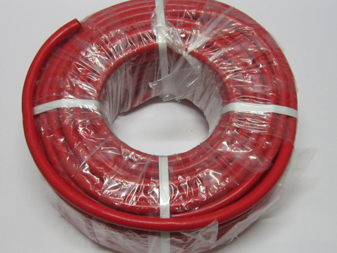 Газовый шланг рукав 9 мм красный