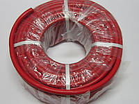 Газовый шланг рукав 9 мм красный, фото 1