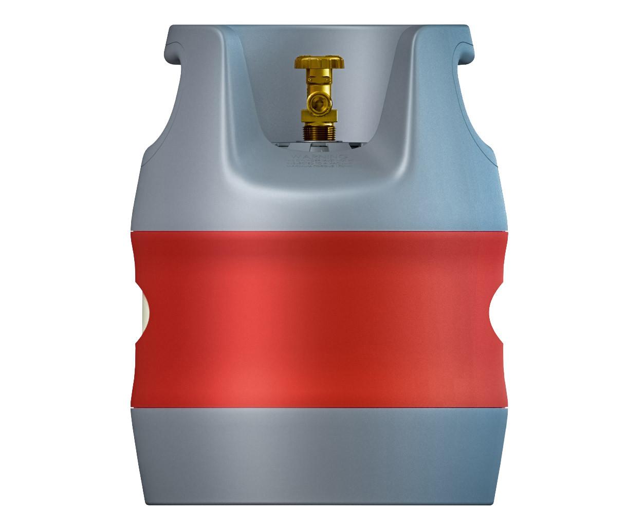 Композитный баллон газовый 12,7 л Чехия