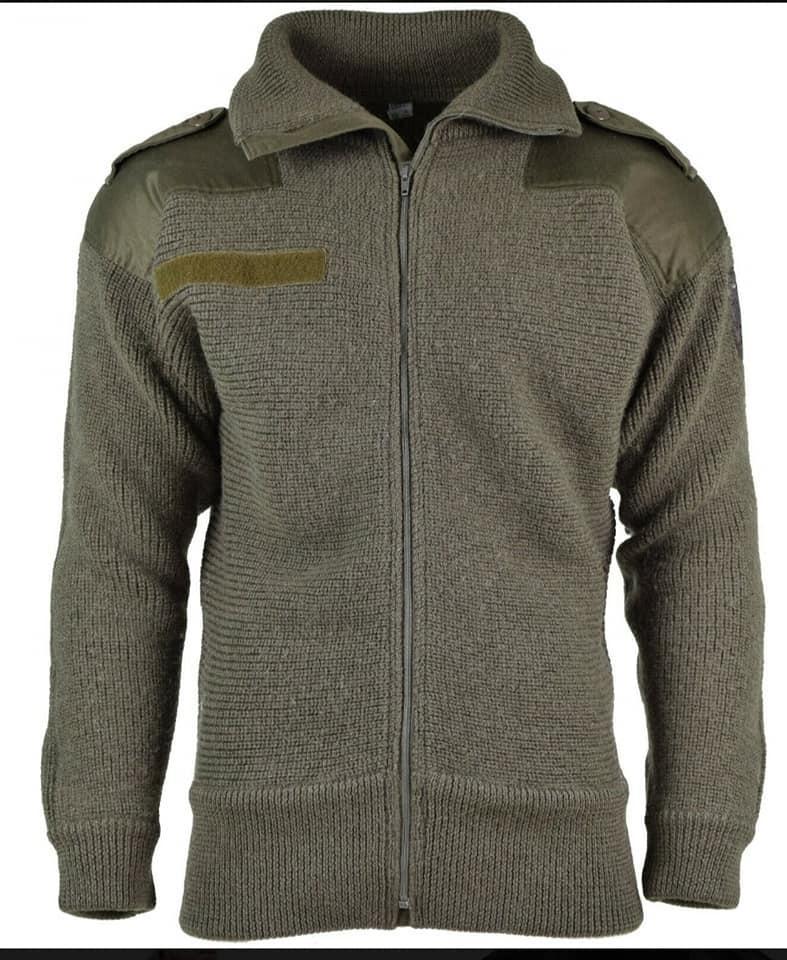 Оригинальные свитера армии Австрии егерьский свитер ALPINA