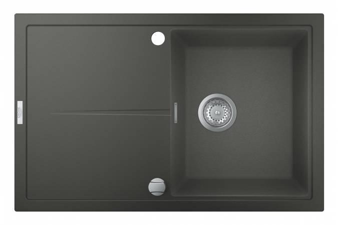 Кухонная гранитная мойка Grohe EX Sink 31639AT0 K400