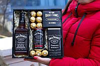 """Подарочный набор """"Jack - 3 """". Оригинальный подарок парню, мужу, мужчине, папе, коллеге, брату, другу."""