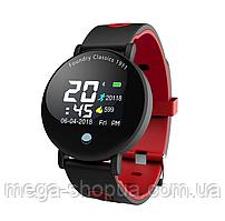 Мужские умные смарт часы Smart Watch 1911R. Спортивные наручные часы. Фитнес браслет трекер. Розумний годинник