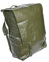 Рюкзак армии Чехословакии М85 водозащитный 50-60литров без лямок, фото 1