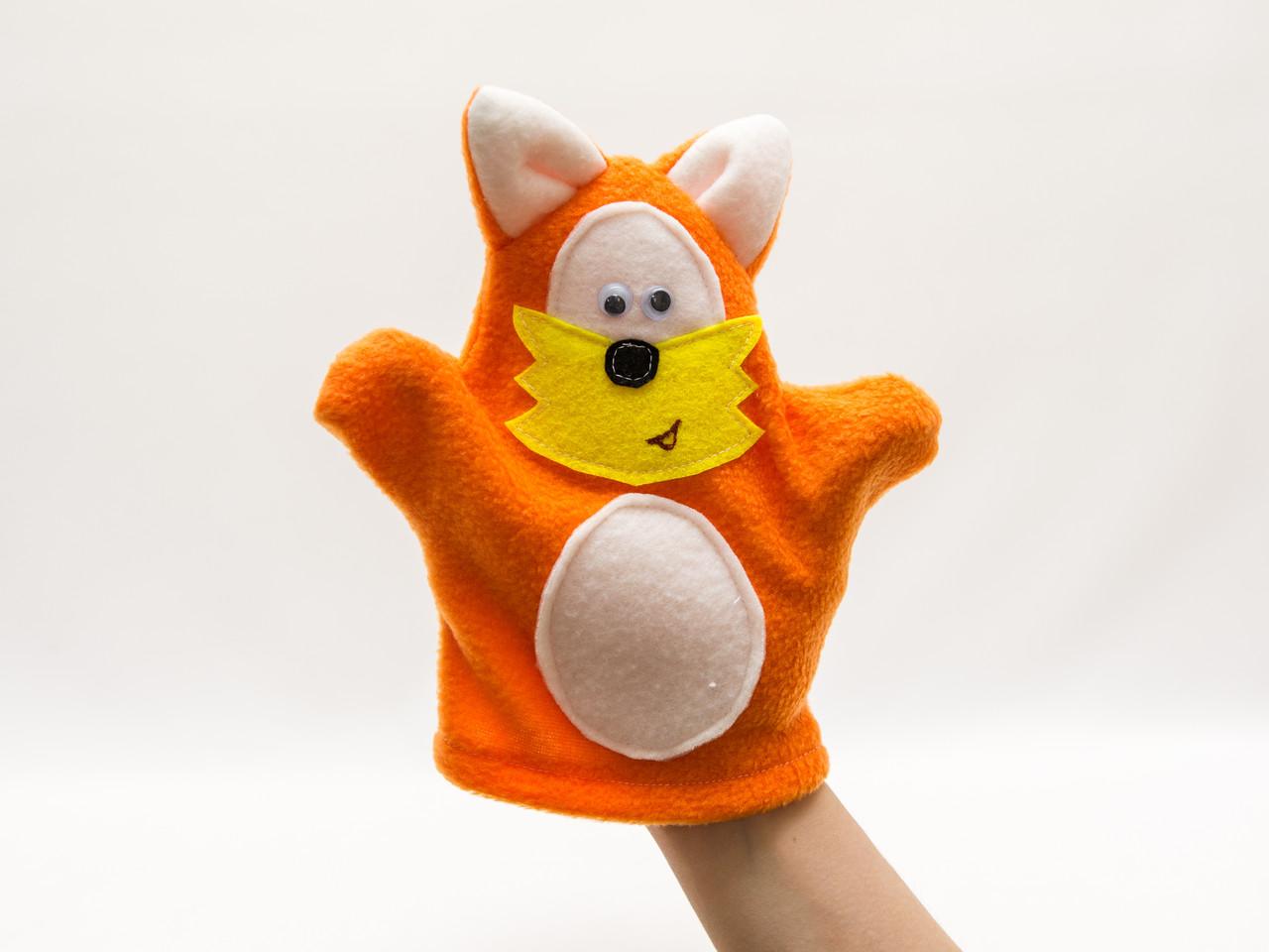 Кукла-перчатка кот малая
